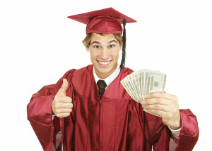 """Cash for College"", via Lisa F. Young, ThinkStock."