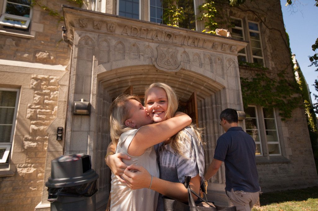"""""""Move in day"""" via Queens College on Flickr Creative Commons licensed"""