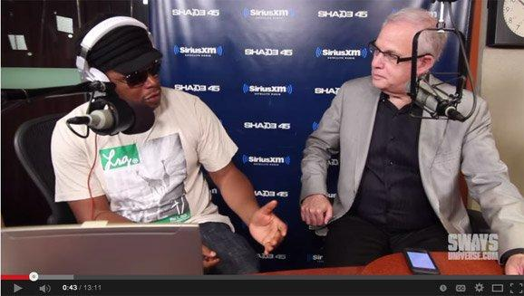 Adam Levin talks with Sway