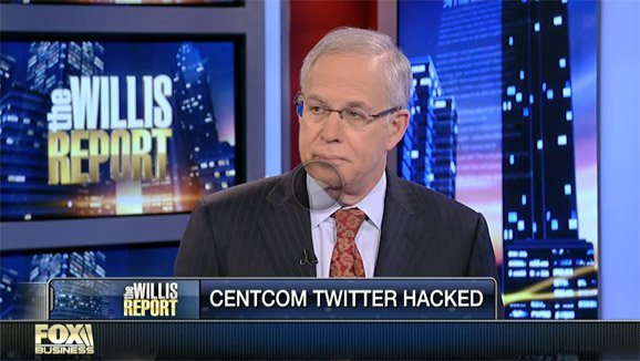 US CentCom Hack