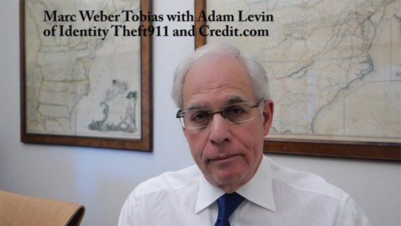 Adam Levin discusses Identity Theft with Marc Weber Tobias.