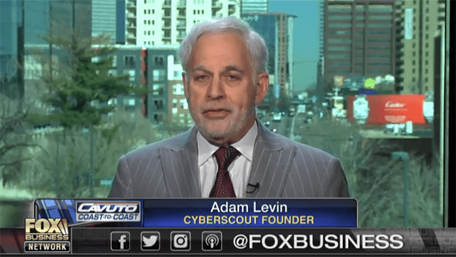 Adam Levin on Cybersecurity