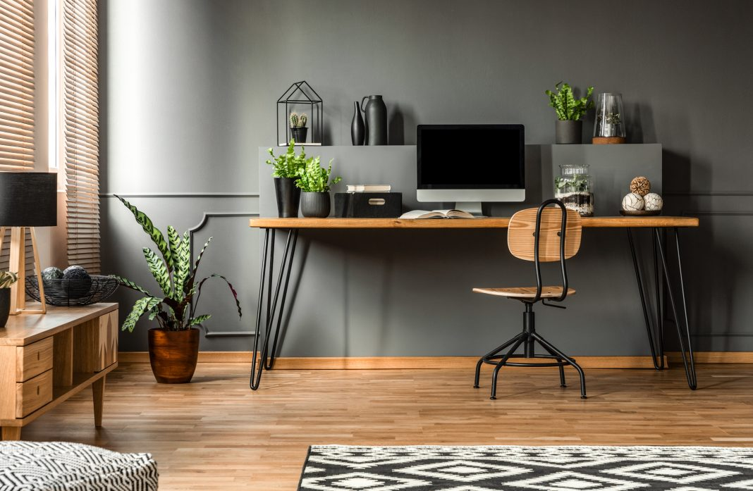 protect your home office