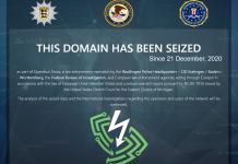 seized domains