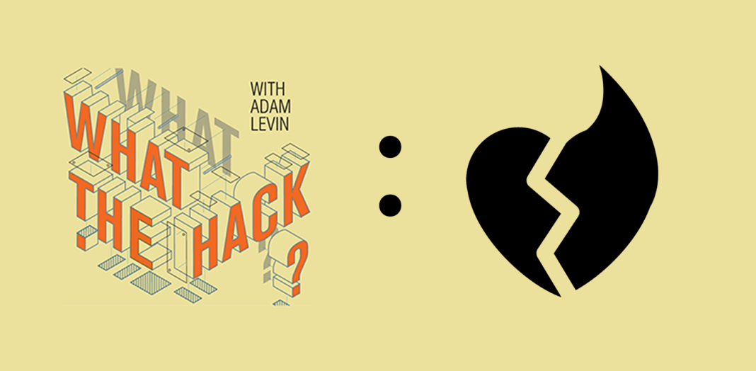 What the Hack with Adam Levin Loki